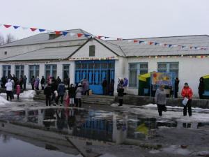 Верхняя Чернавка, дом культуры