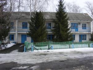 Верхняя Чернавка, администрация колхоза
