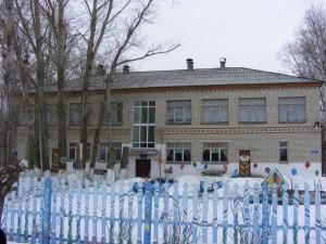 Верхняя Чернавка, детский сад