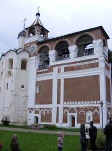 В Спасо-Евфимиевом монастыре Суздаля